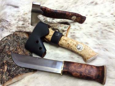 Knives/Axes and more