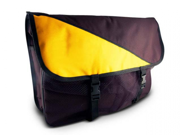 PAW of Sweden´s Game bag black/yellow in the group Hunting / Game bags/Bags and more / Game bags at PAW of Sweden AB (605Y)