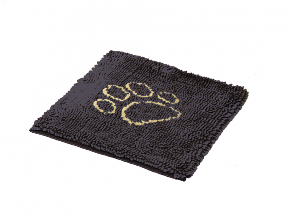 Soggy Doggy ® doormat grey L in the group The dog / The puppy / Beds/Soggy Doggy at PAW of Sweden AB (671023)