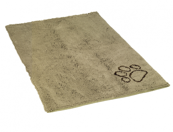 No Dirt doormat beige XL in the group The dog / Beds/No Dirt mats at PAW of Sweden AB (671025)