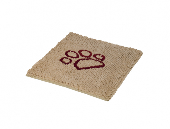 Soggy Doggy ® doormat beige L in the group The dog / The puppy / Beds/Soggy Doggy at PAW of Sweden AB (900SDBE)