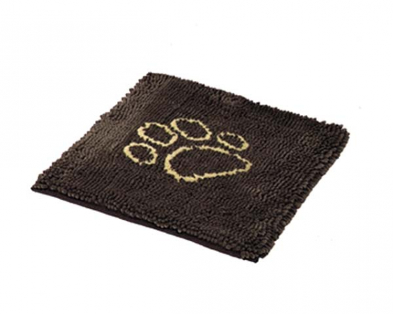 No Dirt doormat chocolate brown L in the group The dog / Beds/No Dirt mats at PAW of Sweden AB (900SDMB)