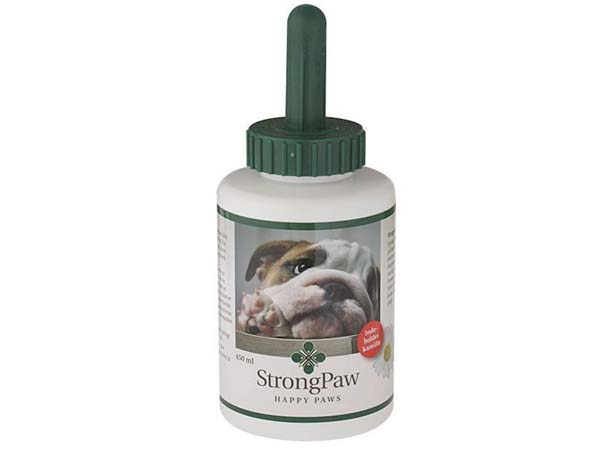 StrongPaw 450ml in the group The dog / The puppy / Care / Optimal care for  dog paws at PAW of Sweden AB (strongpaw)
