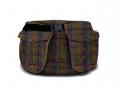 Picking-up belt Classic waxed cotton tweed